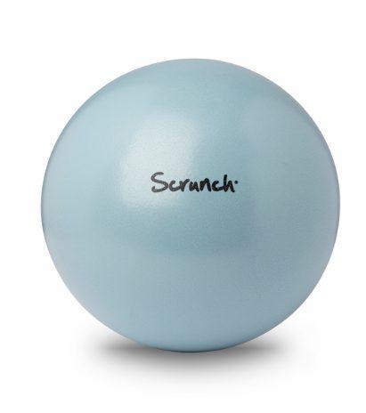 Scrunch pallo vaaleansininen